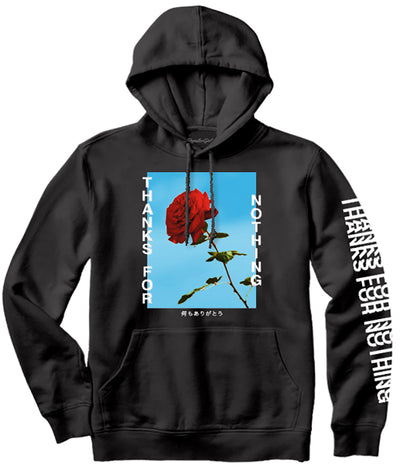 Thanks for Nothing Rose Hoodie (4574251647061)