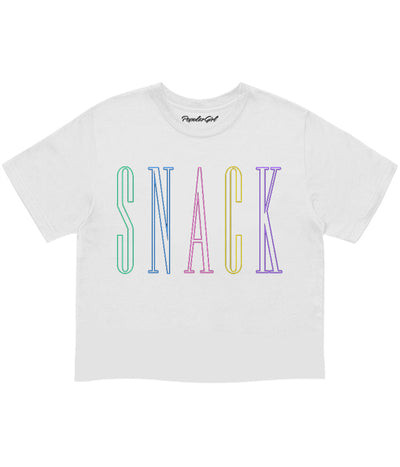 Snack Outline Tee (4574094295125)