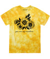 Plus Sunflower Tie Dye Tee (4584745205845)
