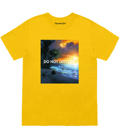 Do Not Disturb Beach Tee (4573714382933)