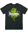 NONE OF YOUR BUSINESS TEE (4583805026389)