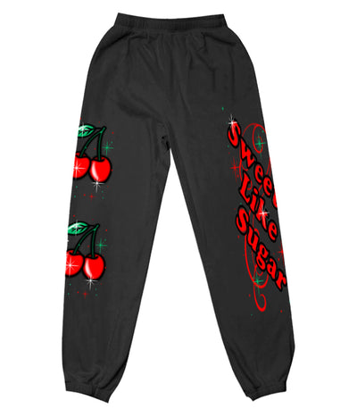 AIRBRUSH SWEAT LIKE SUGAR SWEATPANTS