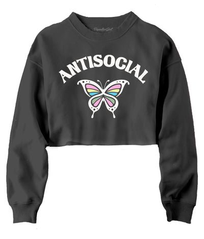 ANTISOCIAL BUTTERFLY HOOK UP