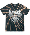 SAVAGE EAGLE TIE DYE TEE