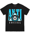 ANTI SOCIAL BUTTERLY TEE