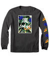 BIRDS OF PARADISE LONG SLEEVE TEE