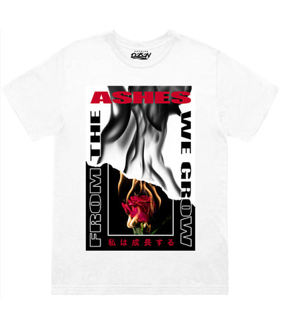 FROM THE ASHES WE GROW ROSE TEE (4579148365909)