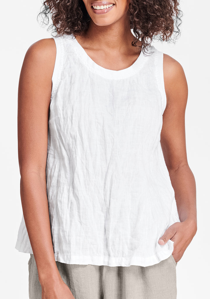 everyday tank white