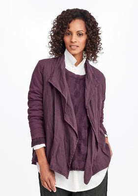 citizen jacket purple