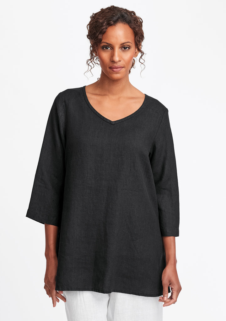 dreamy top black