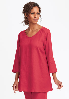 dreamy top red