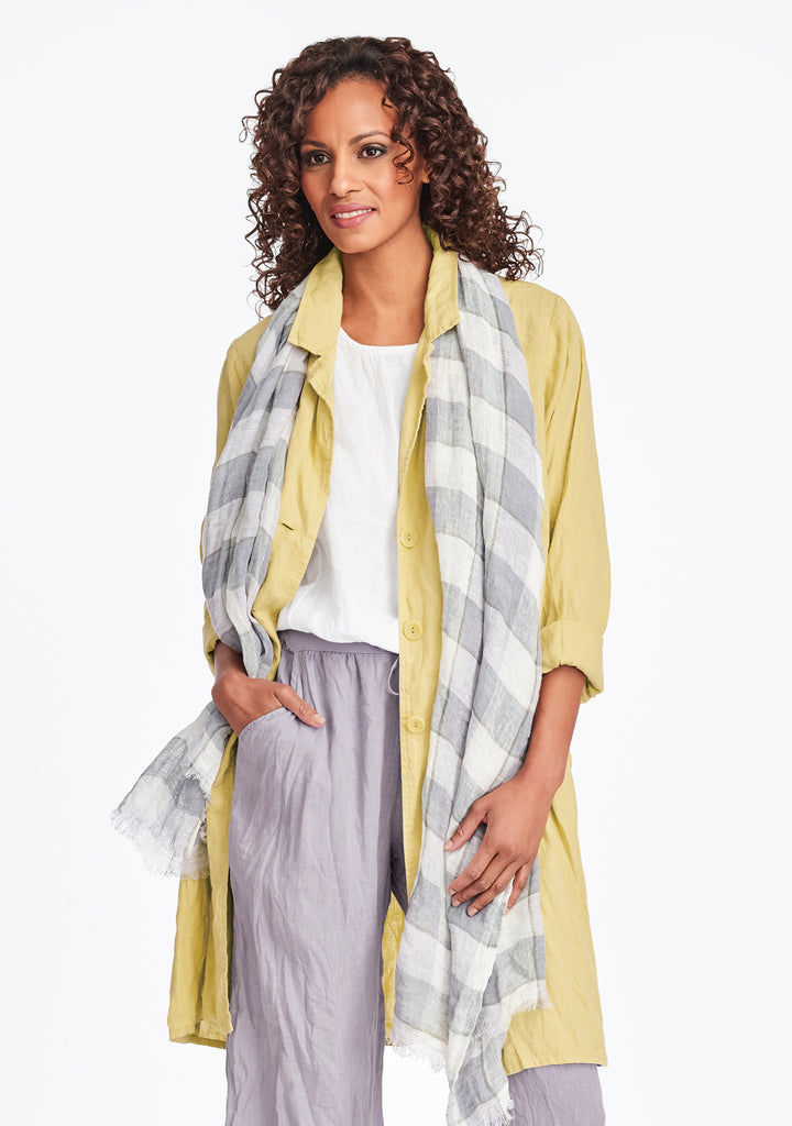 favorite jacket linen trench jacket yellow