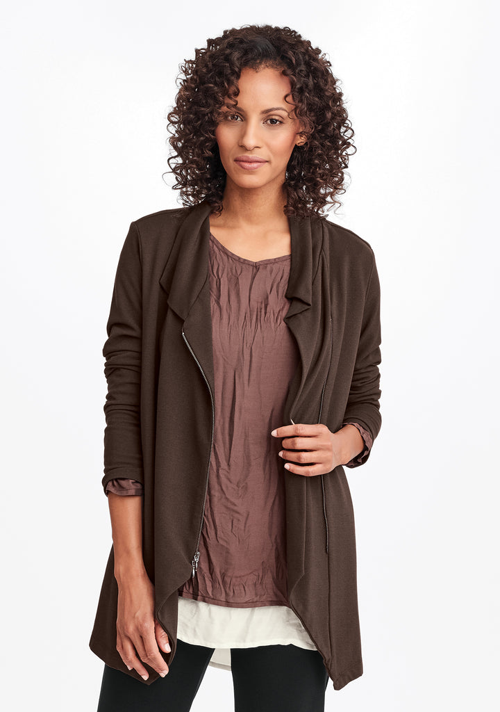 gotta have it jacket brown