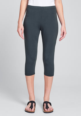leggings cotton leggings grey