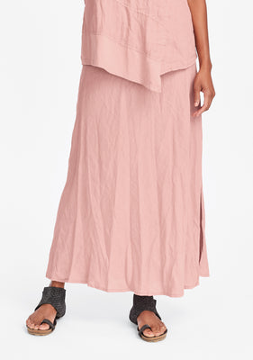live in skirt pink