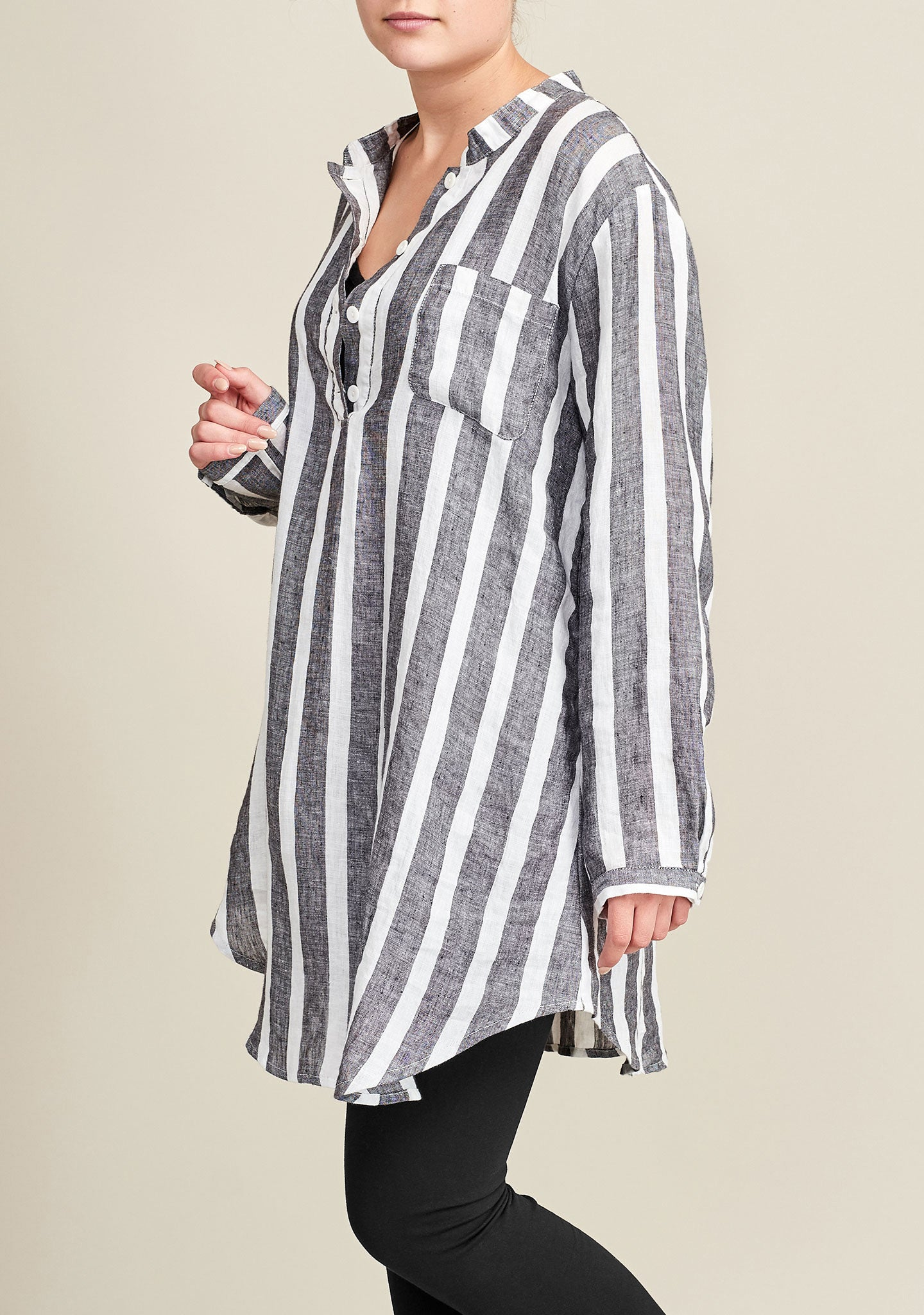 nightshirt black