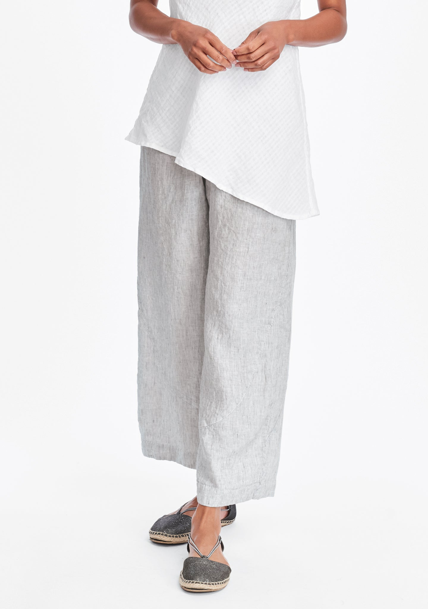 pants for all linen pants grey
