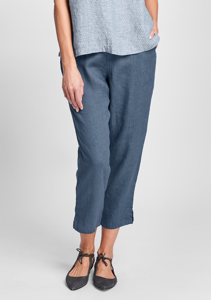 Pocketed Ankle Pant