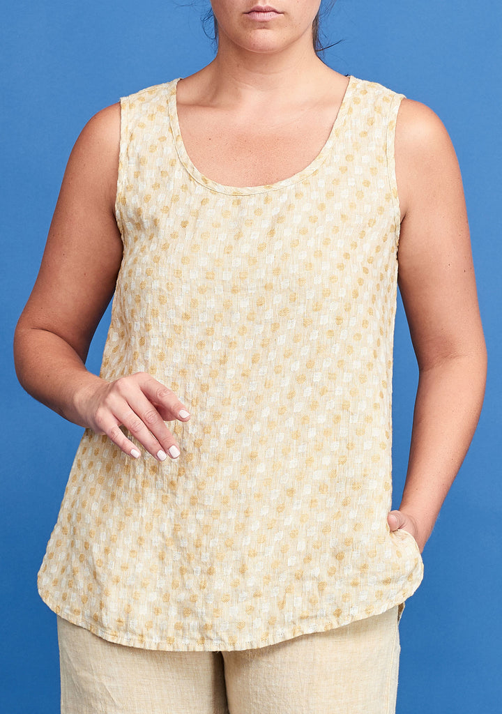 select tank yellow