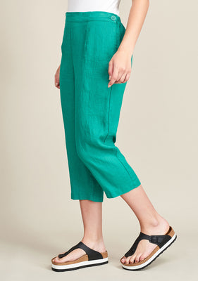 sweet pea pant green