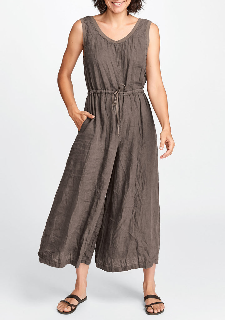 urban jumpsuit brown