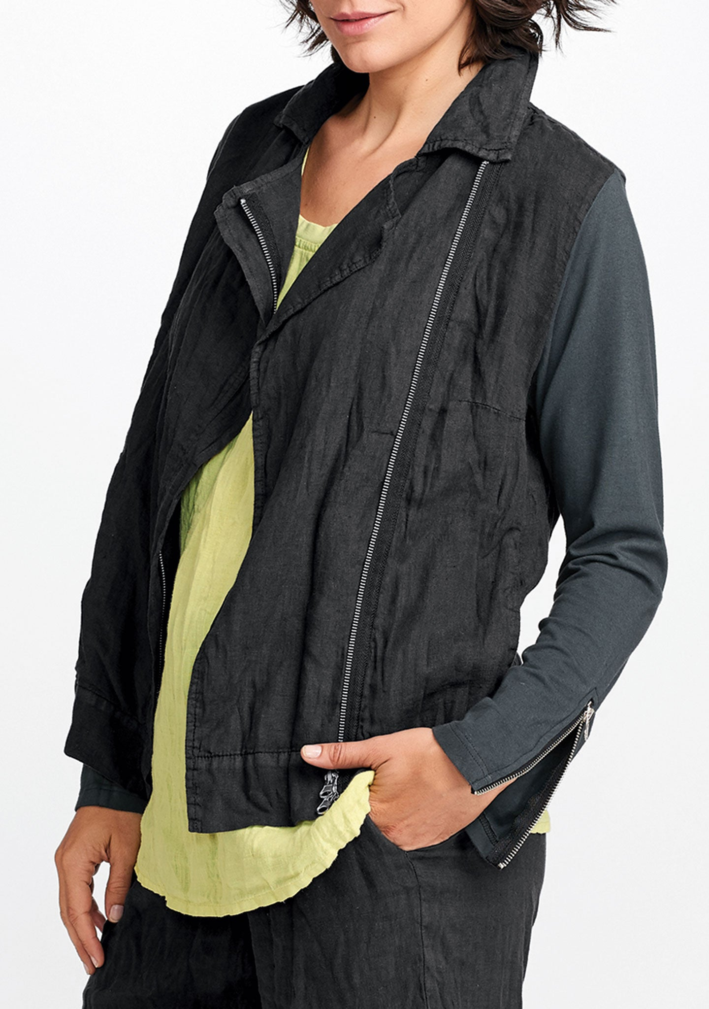 wanderlust jacket black