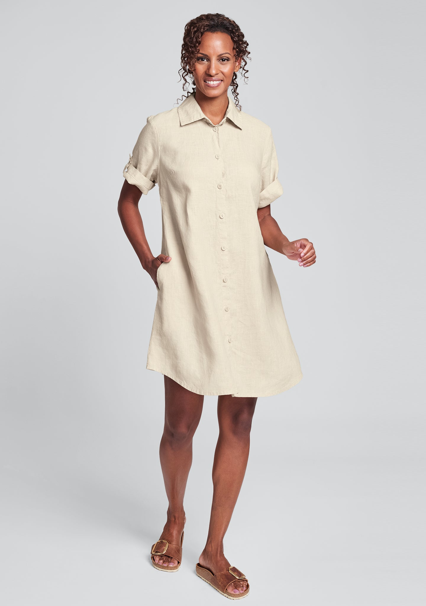 work shirt dress linen shirt dress yellow