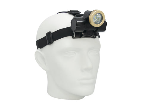 Head Light: 450-Lumen Narrow Beam