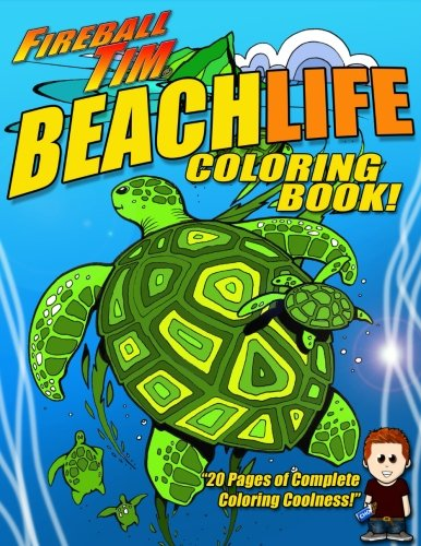 Ocean Coloring Books