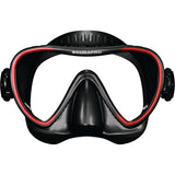 Synergy 2 Trufit Mask, Black Skirt, Red Frame