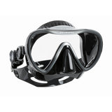 Synergy 2 Trufit Mask, Black Skirt, Silver Frame