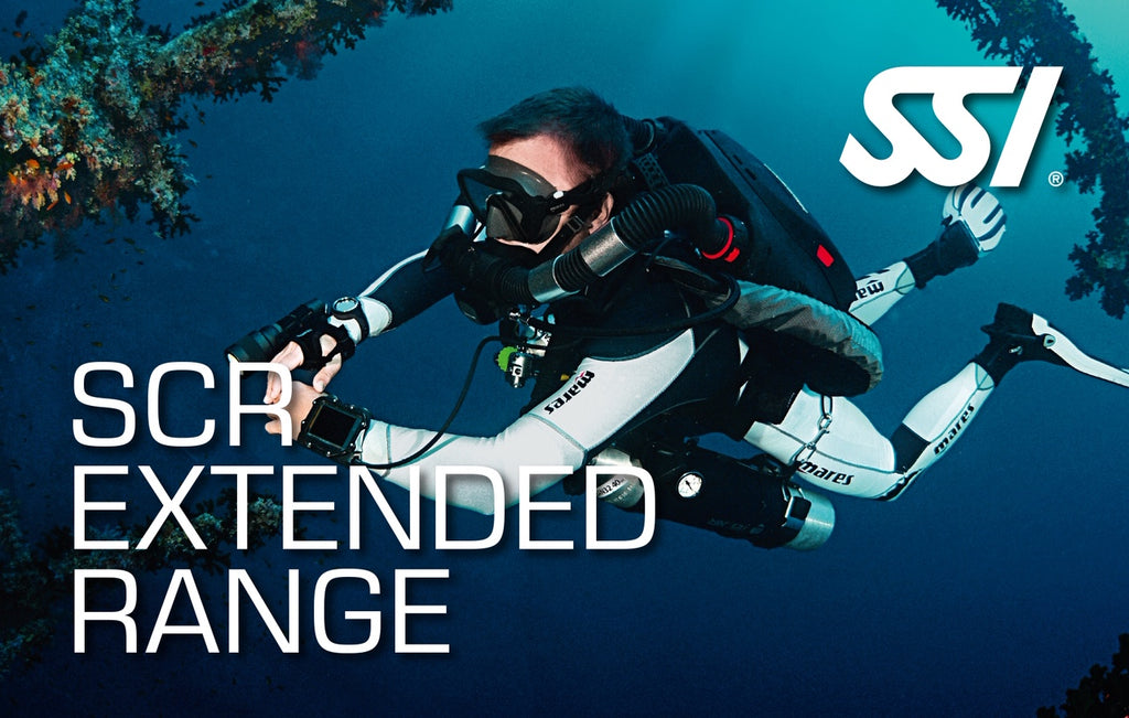 SCR Extended Range Diving