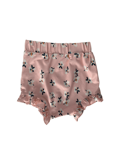 Belle High Waist Bloomer - Rosewater Floral - Bailey's Blossoms