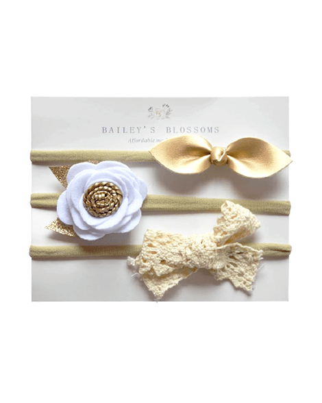 Effie Headband Variety Pack - Bailey's Blossoms