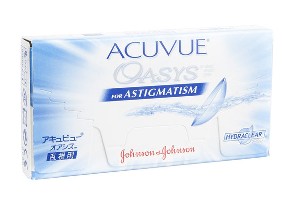 Acuvue Oasys For Astigmatism Contacts Canada Fresh Lens