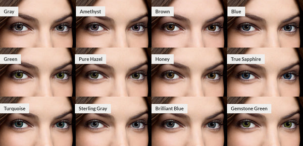Freshlook Colorblends Contacts Canada Fresh Lens