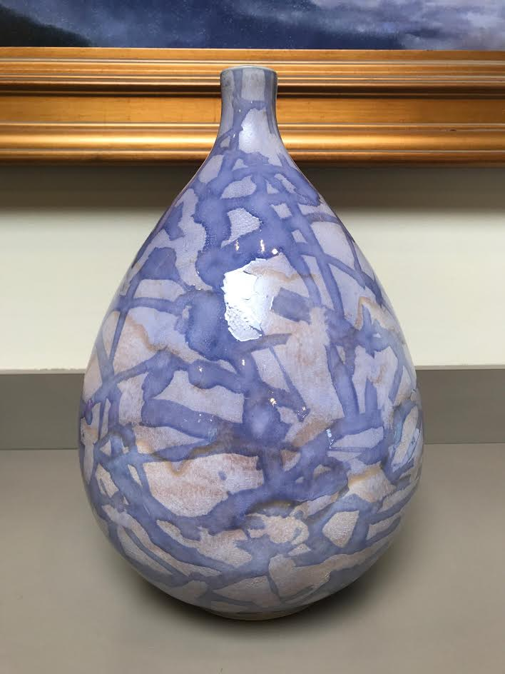 Edwards Bottle Vase