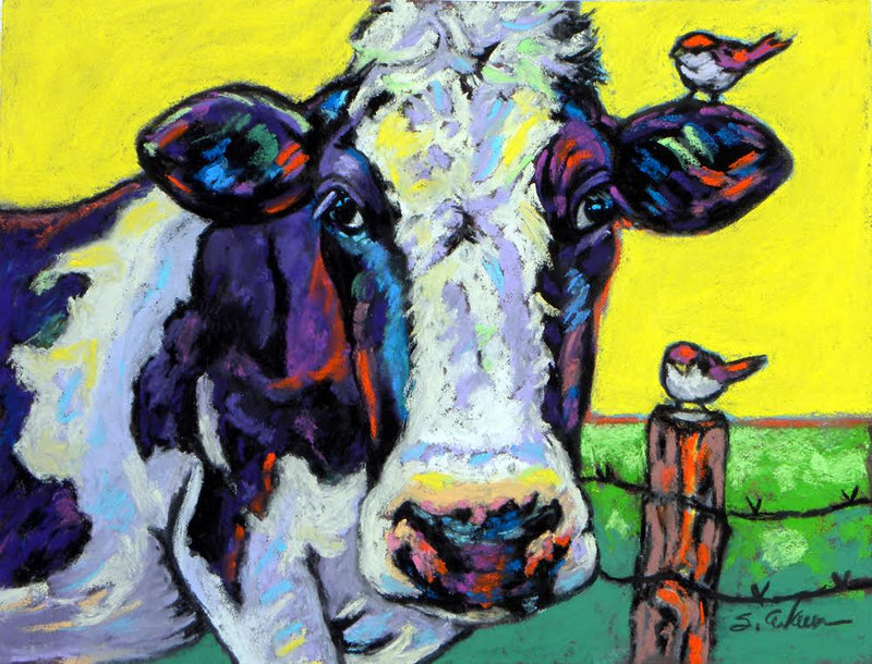 "Sally Evans ""Pasture Buddies"""