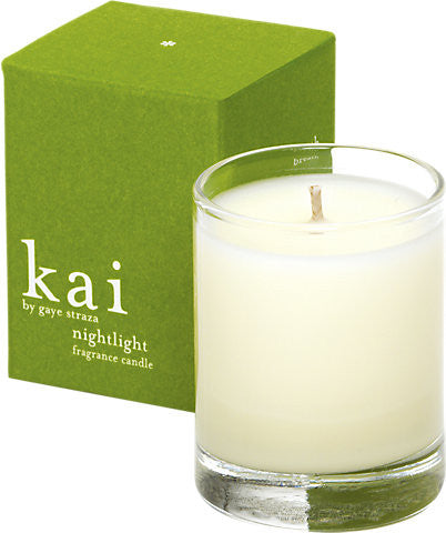 kai Nightlight Candle - The Little Green Store and Gallery