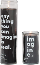"""Imagine"" Pomelo Rose Candle"