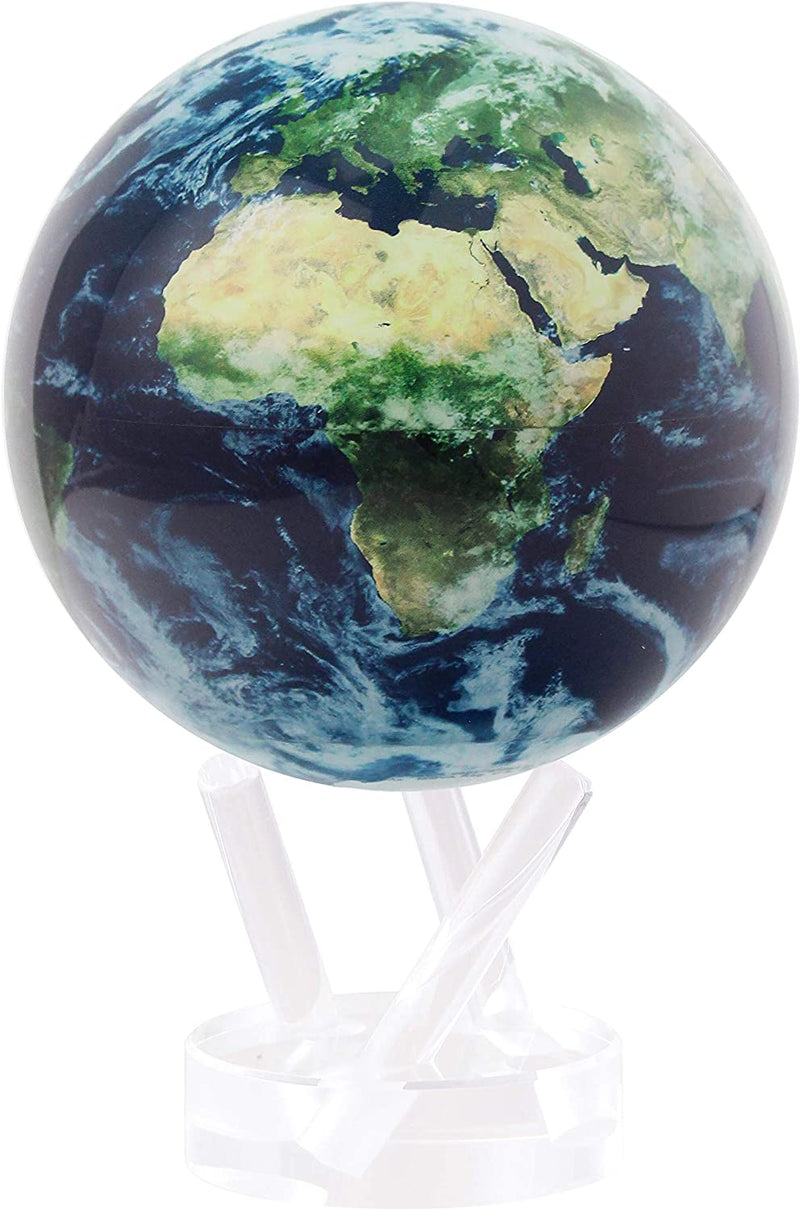 MOVA Earth with Clouds Globe