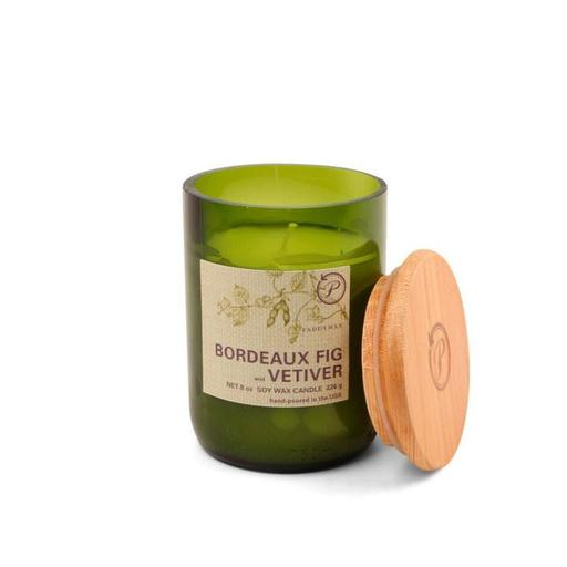 Bordeaux Fig Vetiver Upcycled ECO Candle