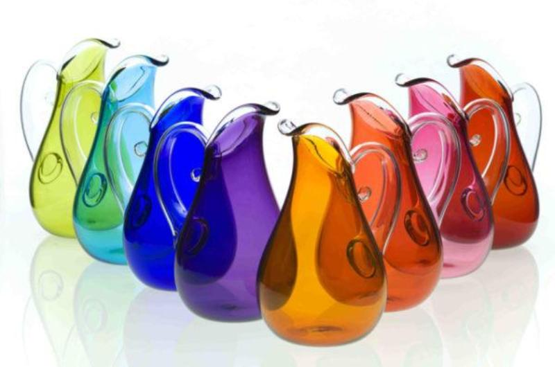 ORBIX Curly Pitcher - Multiple Colors