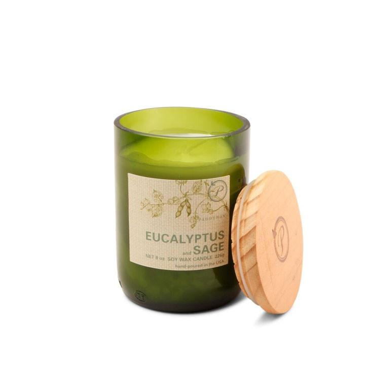 Eucalyptus Sage Upcycled ECO Candle