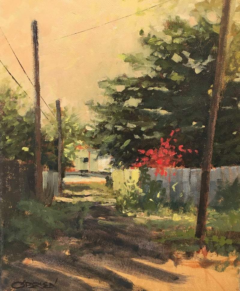 "Conor O'Brien ""An Alley in Five Points"""