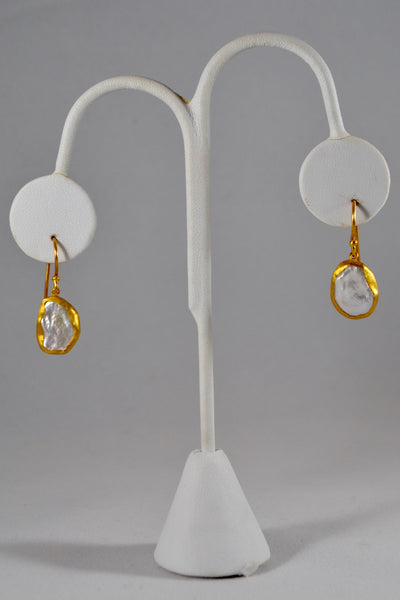 Behar Earrings - The Little Green Store and Gallery