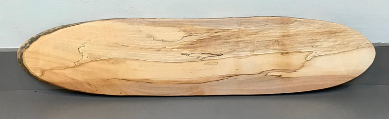 Peterman Spalted Maple Baguette Bowl