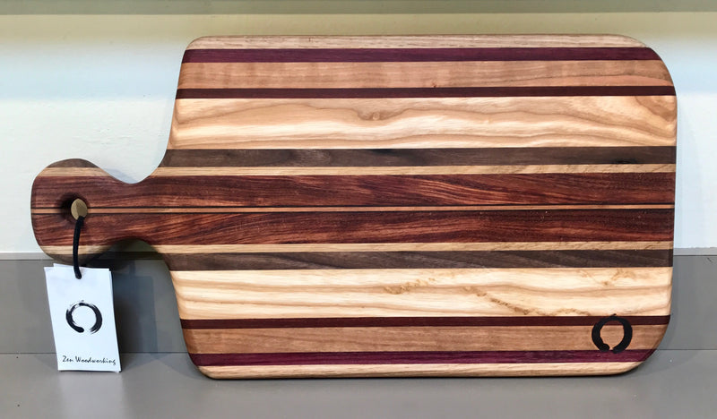 Zen Woodworking Culinary Board