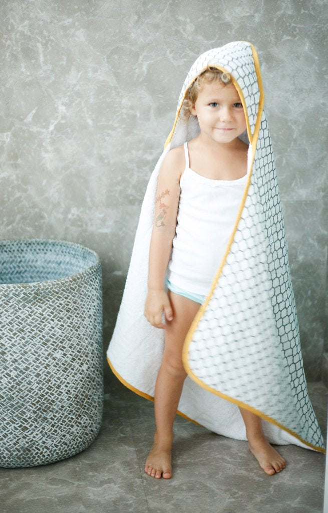 Malabar Baby Erawan Hooded Towel