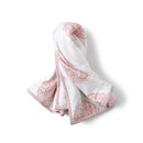 Malabar Baby Pink City Hooded Towel